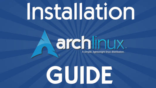 A step by step Arch Linux installation guide | Average Linux