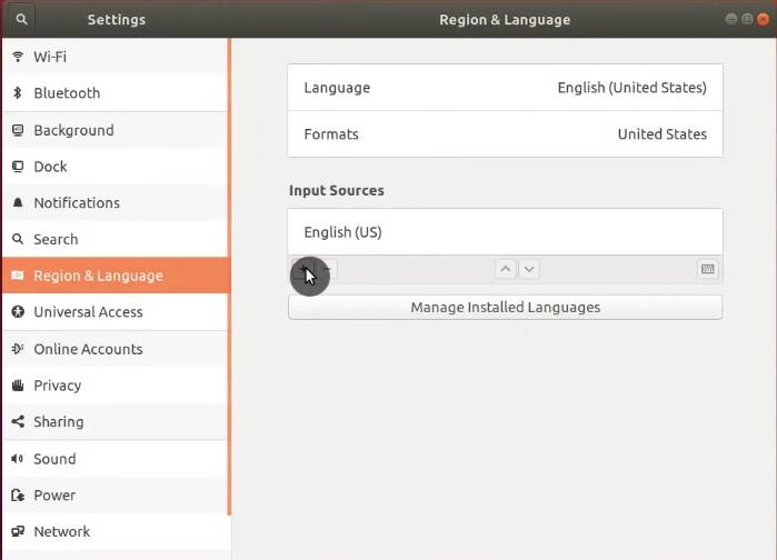 Adding new system language