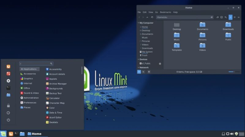 Linux Mint Themes and Icons beyond the default | Average Linux User