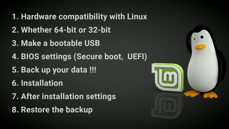 Linux Mint Installation Guide for Beginners | Average Linux User