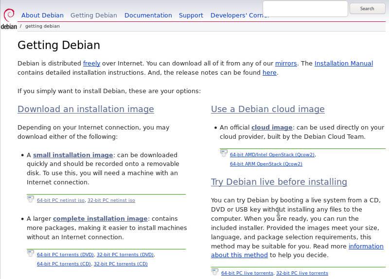 Debian 10 Installation Guide   Average Linux User